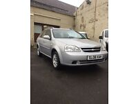 CHEVROLET LACETTI ESTATE!!! FULL YEAR MOT!!!! WARRANTY!!!