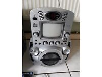 Singing machine/ musical equipment/ cd player