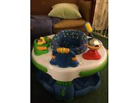 Leap frog learn and groove activity station bouncer