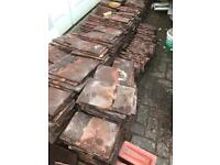 Reclaimed Roof tiles (money going to charity)