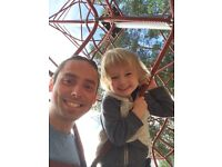 Summer holidays male babysitter/au pair/nanny very energetic, fun and sensible