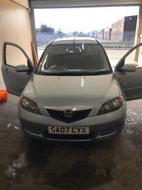Mazda 2 1.4 diesel £1000