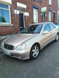 *Quick sale* Mercedes benz C 220