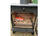 Cleanburn lovenholm multi fuel stove