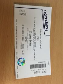 Pixies Standing Ticket (for tonight's show at Brixton Academy - Tuesday 6 December - £40.00)