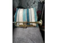 SOLD!! Trumpet and carry case