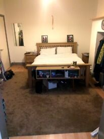 Beautiful double room in spacious apartment in Barons Court.