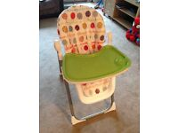 High Chair *Mamas and Papas* - excellent condition