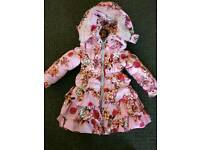 Lovely girls coat by Le Chic. Age 2