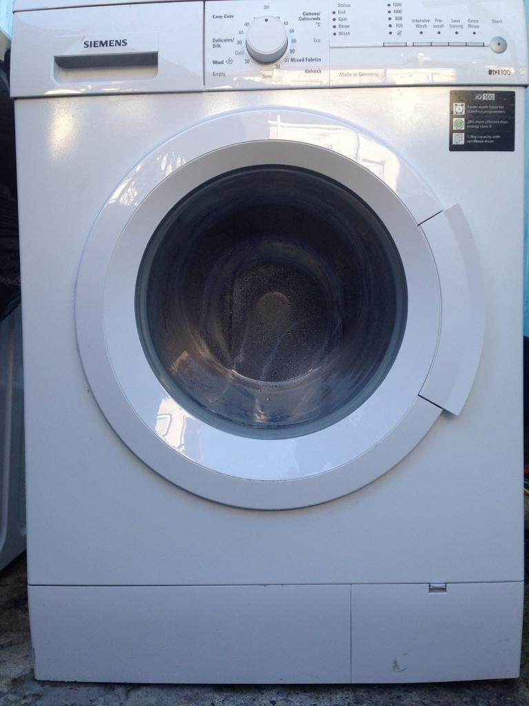 Siemens Iq 700 Washing Machine In Plymouth Devon Gumtree