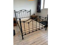 Double bed (frame only)