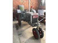 Case R/C vintage tractor