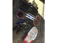 Yamaha RD250LC/350LC parts