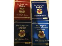 CGP Study Books