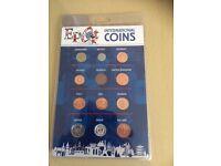 Disneys Epcot International Coins