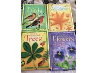 Set of usborne books
