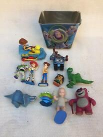 Toy story bits