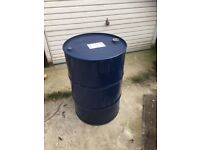 Oil drum 205ltr