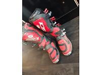SIDI motocross mx boots