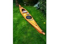 Sea Kayak P&H Capella 166 RM