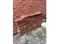 Bricks - Caernarfon Brushed Red Bricks (discontinued)