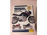 workshop manual for yamaha xtz750/tdm850/trx850