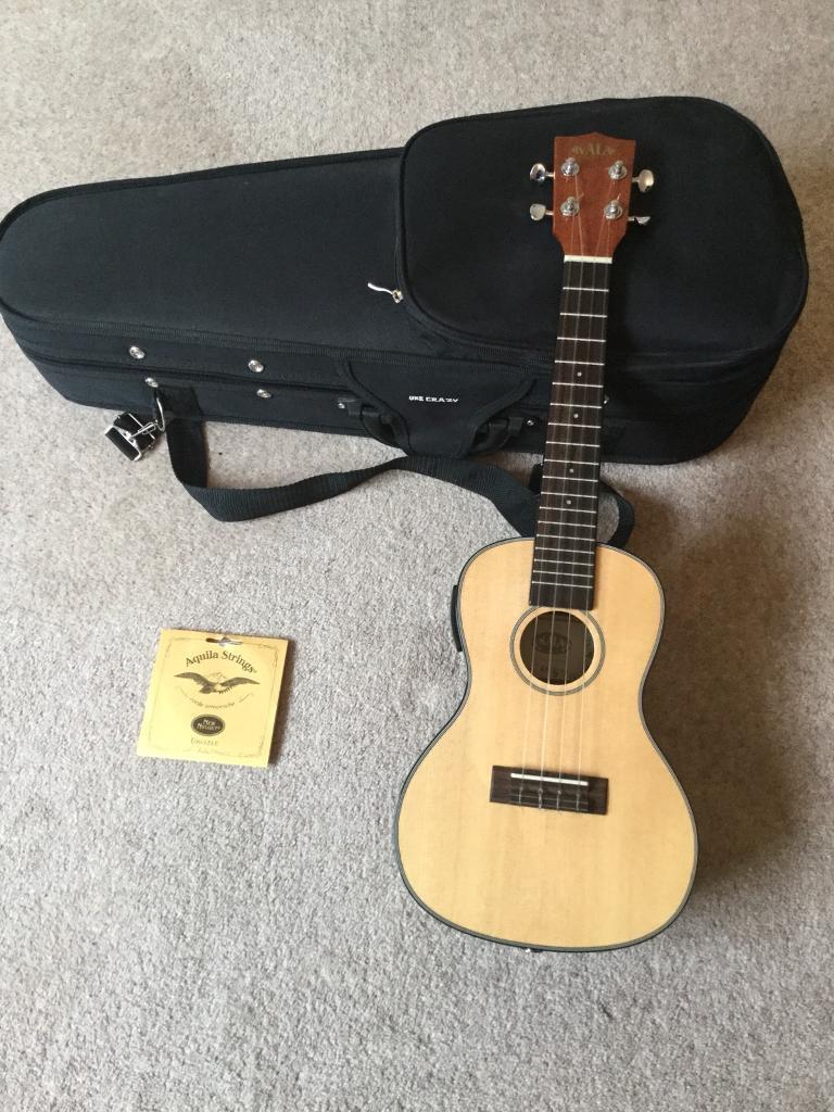 Kala electro acoustic ukulele KA-SGCE