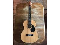 Hohner Acoustic Guitar (adult sized)