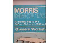 Morris Minor Haynes manual