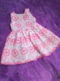 Baby girl 18-24 months dress NEW