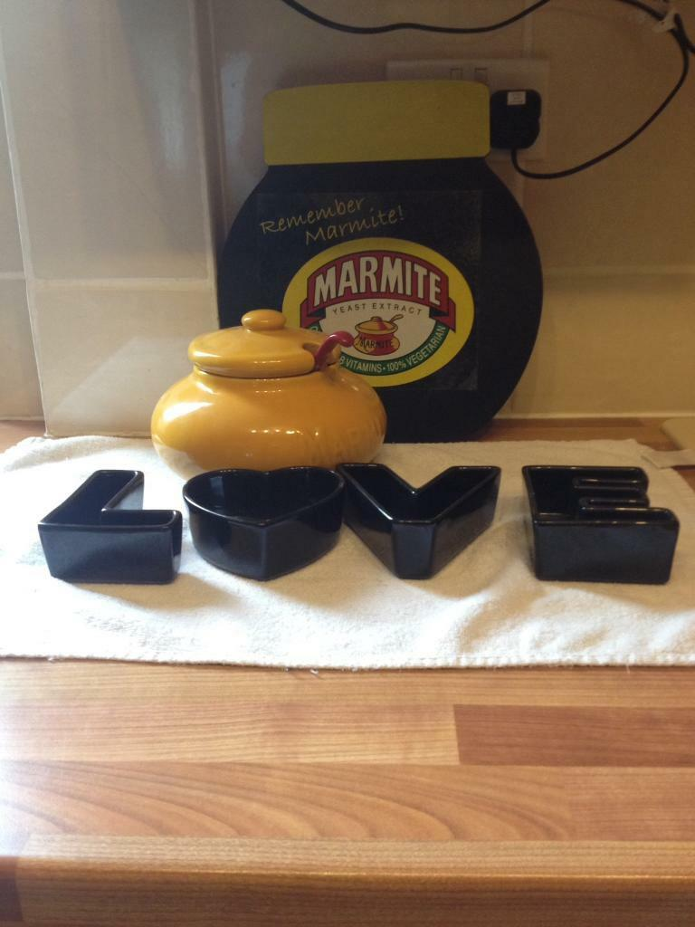 Marmite collection