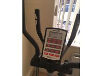 Cross Trainer. 6 Program options. Able to set time and training level. £85