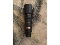 Nikon AF-S 70-200mm f2.8 IF-ED VR1 lens