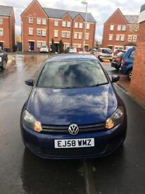 VW GOLF 2.0tdi FSH