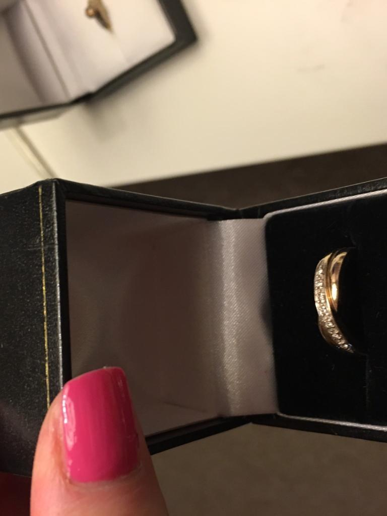 Matching wedding and engagement ringsin Wakefield, West YorkshireGumtree - These rings are yellow gold both have white diamonds round the sides of the ring the engagement ring has a yellow diamond for the pair cost £1500 hardly worn and I have had them professionally cleaned