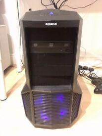 'Magma Wrath' High-End Gaming Computer
