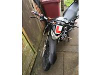 Lexmoto assault 125cc for sale !