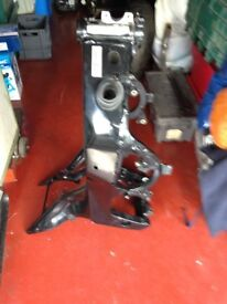Yamahav FZR 1000 Exup parts