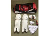 Boys Cricket Kit