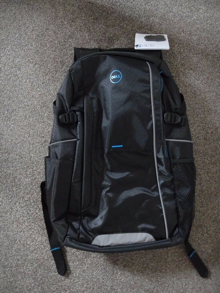 "Dell Urban 2.0 back pack holds note books, lap tops up to 15"" Brand new still in the bag"