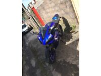 Yamaha yzfr125 mint condition