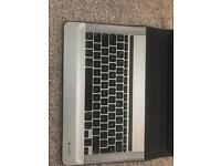 Logitech 12,9 inch iPad pro case keyboard