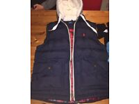 Ralph Lauren body warmer