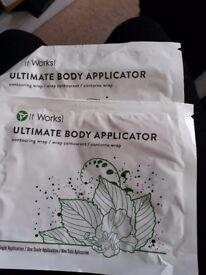 2× It works ultimate body applicator
