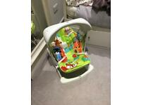 Fisher price rainforest swing seat