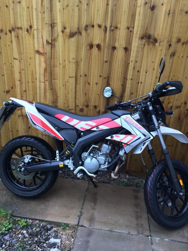derbi senda x 50cc motorbike in plymouth devon gumtree. Black Bedroom Furniture Sets. Home Design Ideas