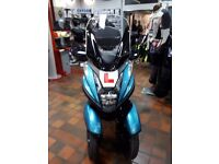Yamaha Tricity 125 2017 2 months old 1600 miles