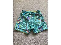Boys ted baker swim shorts 12-18 months