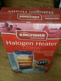 Halogen 1200w heater