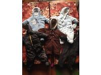 Snowsuit bundle 3-6 month